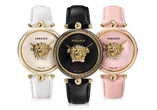 PRESENTING PALAZZO EMPIRE COLLECTION BY VERSACE