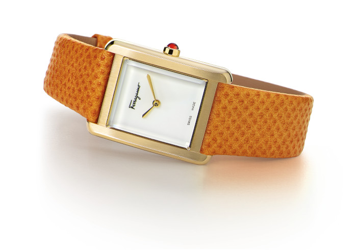 Ferragamo rectangular Lady and Gent