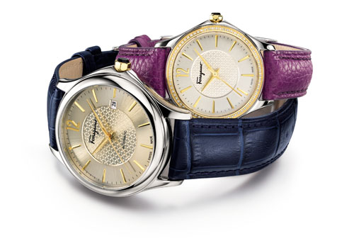 FERRAGAMO TIME - Baselworld Preview