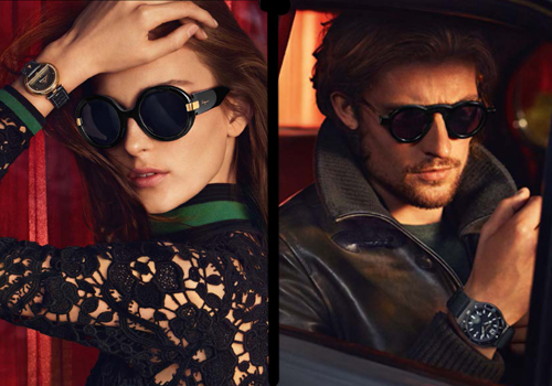 Salvatore Ferragamo Goes to Hollywood for Fall Winter 2015 Campaign