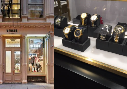 Versus Versace opens in New York<br /> Soho district