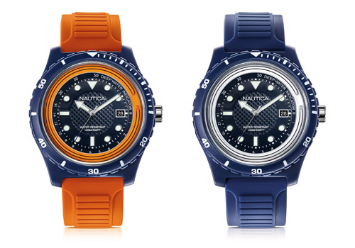 FUN, COLOURFUL AND FUNCTIONAL – IBZ 17 BY NAUTICA WATCHES